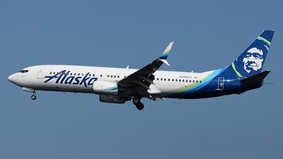 N508AS - Boeing 737-890 - Alaska Airlines