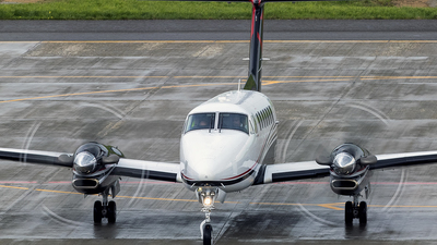 OE-GFM - Beechcraft B300 King Air 350i - Airlink