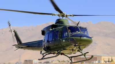 786-220 - Bell 412EP - Pakistan - Army Aviation