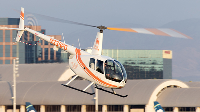 N335PD - Robinson R44 Raven II - Rouge Aviation