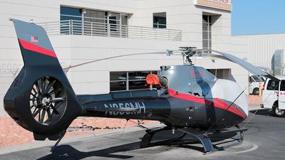 A picture of N856MH - Eurocopter EC130 B4 - [4437] - © Wojtek Kmiecik