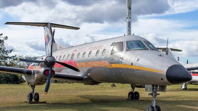 PT-ZBA - Embraer EMB-120 Brasília - Embraer