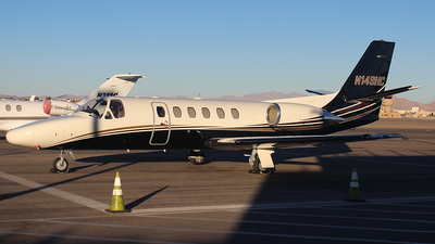 N149HC - Cessna 550 Citation II - Private