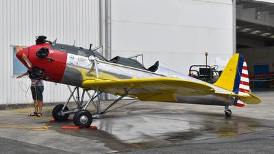 ZK-RYN - Ryan ST-3KR - Private