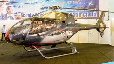 YR-MDK - Eurocopter EC 120B Colibri - Romanian Aviation Academy