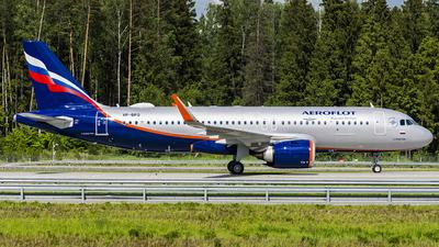 A picture of VPBPQ - Airbus A320251N - Aeroflot - © Anton  Ryabov
