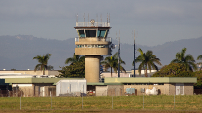 YBMK - Airport - Control Tower