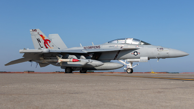 169137 - Boeing EA-18G Growler  - United States - US Navy (USN)