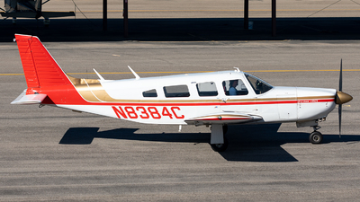 N8384C - Piper PA-32R-300 Lance - Private