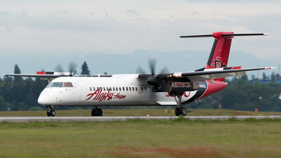 N414QX - Bombardier Dash 8-Q402 - Alaska Airlines (Horizon Air)