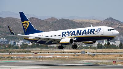 A picture of EIEMR - Boeing 7378AS - Ryanair - © Fernando Roca