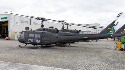 PNC-0715 - Bell UH-1H Huey II - Colombia - Police