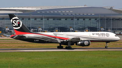 B-2832 - Boeing 757-2Z0(SF) - SF Airlines