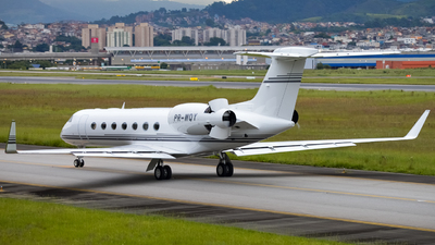 PR-WQY - Gulfstream G550 - Private