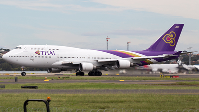 HS-TGA - Boeing 747-2D7B - Thai Airways International