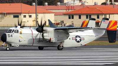 162174 - Grumman C-2A Greyhound - United States - US Navy (USN)