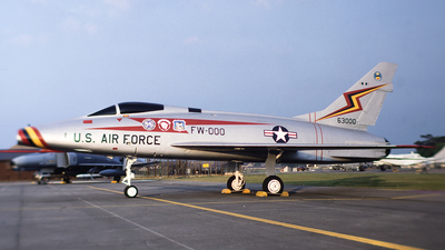 54-2212 - North American F-100D Super Sabre - United States - US Air Force Civil Air Patrol