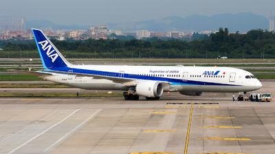 JA921A - Boeing 787-9 Dreamliner - All Nippon Airways (Air Japan)