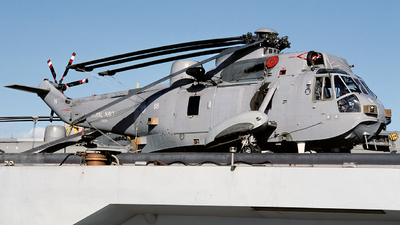 XV659 - Westland Sea King HAS.6 - United Kingdom - Royal Navy