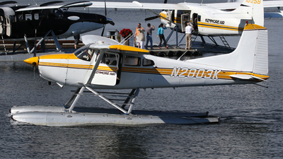 N2803K - Cessna 180K Skywagon 180 - Kenmore Air