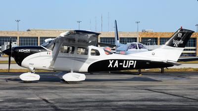 XA-UPI - Cessna T206H Stationair TC - XOMEX Transportes Aéreos