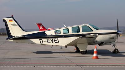 D-EVEI - Beechcraft A36 Bonanza - Private