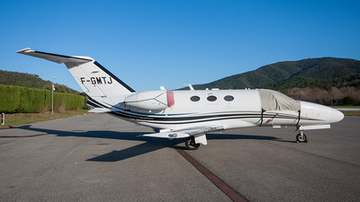 F-GMTJ - Cessna 510 Citation Mustang - Private