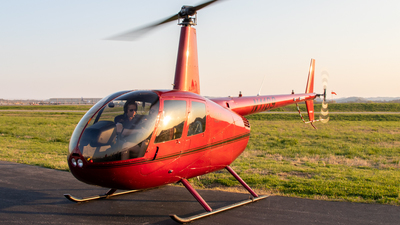 N1189 - Robinson R44 Raven II - Private