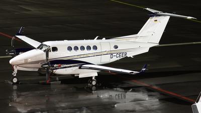 D-CEER - Beechcraft B200GT Super King Air - Private