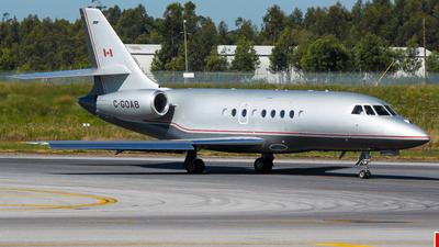 C-GOAB - Dassault Falcon 2000EX - Starlink Aviation