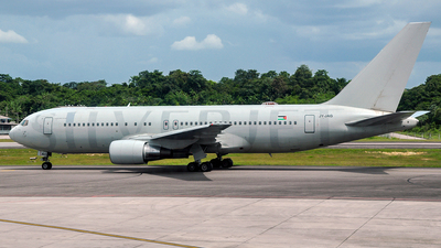 JY-JAG - Boeing 767-204(ER) - Jordan Aviation
