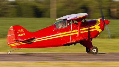 N82RH - Pitts S-1S Special - Private