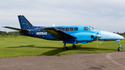 N899AG - Beechcraft 99 Airliner - Private
