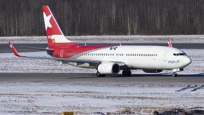 VP-BPY - Boeing 737-83N - Nordwind Airlines