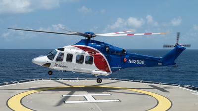 N639BG - Agusta-Westland AW-139 - Bristow Helicopters