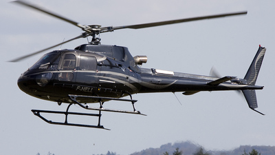 F-HELL - Eurocopter AS 350B3 Ecureuil - Private