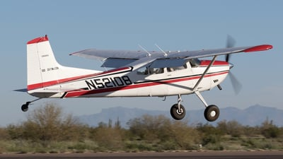 N52108 - Cessna 180J Skywagon - Private