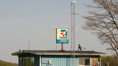 KVER - Airport - Terminal
