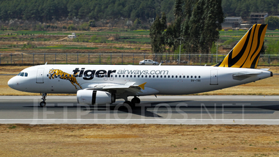 9V-TRI - Airbus A320-232 - Tiger Airways