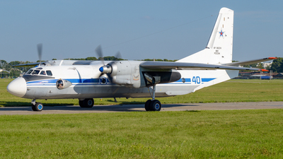 RF-36024 - Antonov An-26 - Russia - Air Force