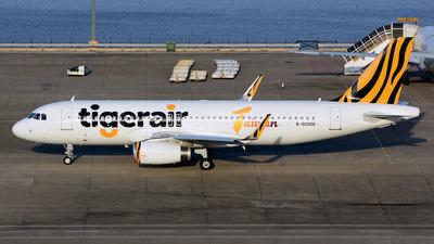 B-50006 - Airbus A320-232 - Tigerair