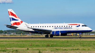 G-LCYD - Embraer 170-100STD - BA CityFlyer