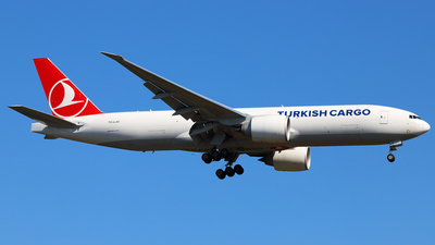 A picture of TCLJO - Boeing 777FF2 - Turkish Airlines - © Daniel Klein