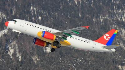 OY-JRZ - Airbus A320-233 - Danish Air Transport (DAT)