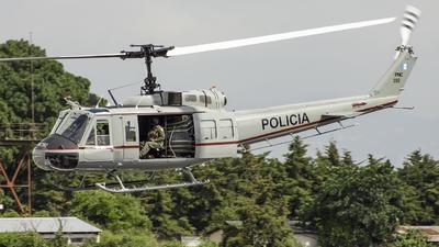 PNC392 - Bell UH-1H Huey II - PNC Policia Nacional Civil