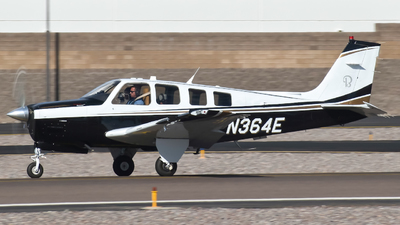 N364E - Beechcraft G36 Bonanza - Private