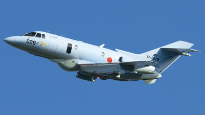 12-3028 - Raytheon U-125A - Japan - Air Self Defence Force (JASDF)