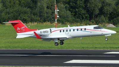 G-OICU - Bombardier Learjet 45 - Capital Air Ambulance