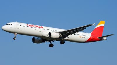 EC-IJN - Airbus A321-211 - Iberia