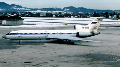 RA-85609 - Tupolev Tu-154M - Aeroflot